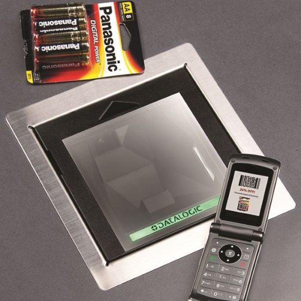 Cititor incastrabil Datalogic Magellan 3300HSi, Kit, RS-232 WN Scanner, 1D/2D