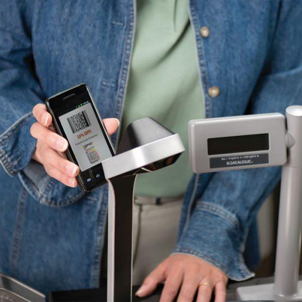 Cititor incastrabil Multiplan Datalogic Magellan 9800i, USB, scala adaptiva