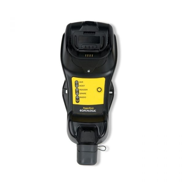 Cititor coduri de bare industriale fara fir Datalogic PowerScan PBT9300, USB Kit