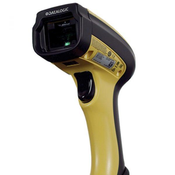 Cititor coduri de bare industriale cu fir Datalogic PowerScan PD9130 USB Kit