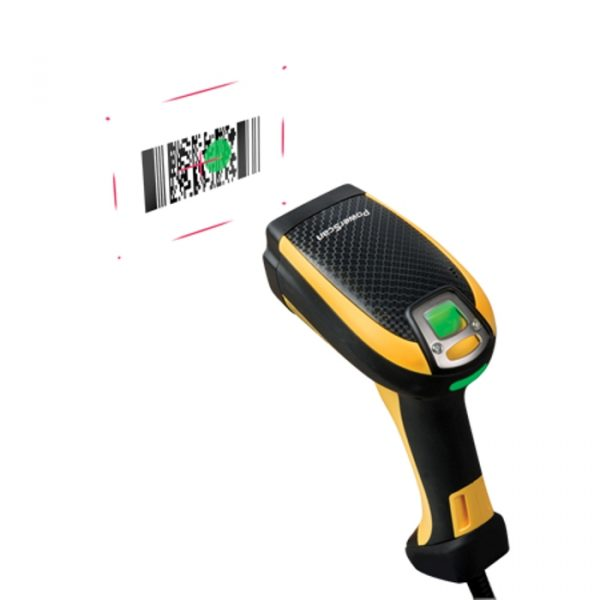 Cititor coduri de bare industriale cu fir Datalogic PowerScan PD9531, Auto Range, USB Kit