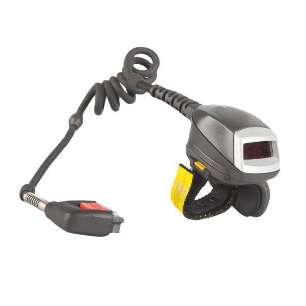 Cititor de coduri de bare cu fir Zebra RS4000 (ring scanner)