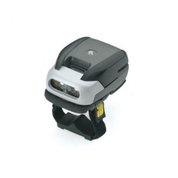 Cititor de coduri de bare fara fir Zebra RS507 (ring scanner), manual trigger
