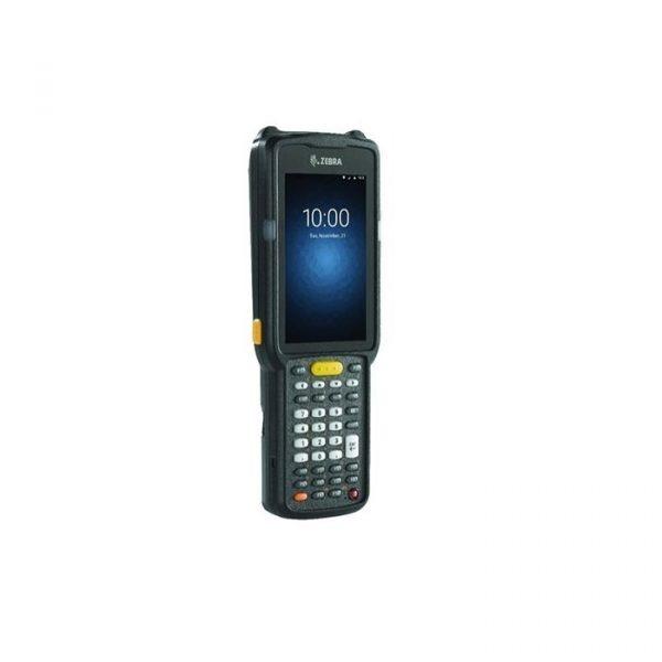 Terminal mobil Zebra MC3300, Premium Plus, Pistol, 2D, 38 taste, 1.8GHz, 4GB RAM/32GB FLASH, Wi-Fi, BT, NFC, 5200 mAh, senzori, Android 7.0 Nougat