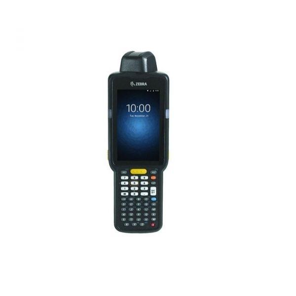 Terminal mobil Zebra MC3300, Premium, Brick, 1D, 47 taste, 1.8GHz, 4GB RAM/16GB FLASH, Wi-Fi, BT, NFC, 5200 mAh, senzori, Android 7.0 Nougat