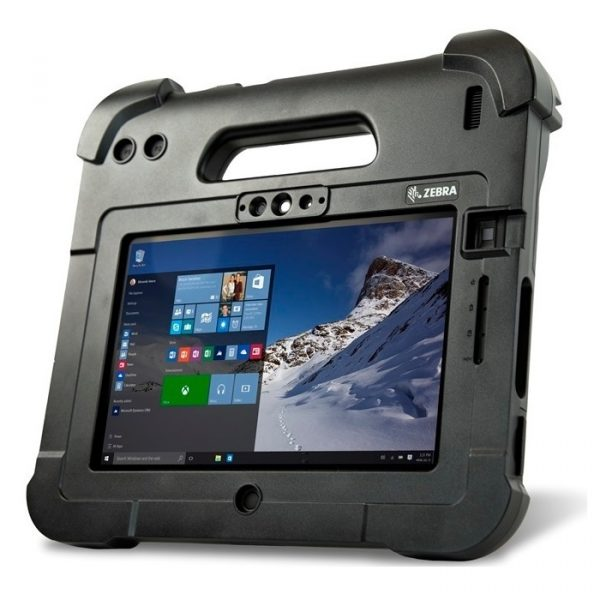 Tableta industriala Zebra XPAD L10 ATEX/IECEX, 10 inch, Wi-Fi, BT, NFC, GPS, i5 1.7 GHz, 16GB RAM, 128GB SSD, 1000 Nit, Windows 10 Pro