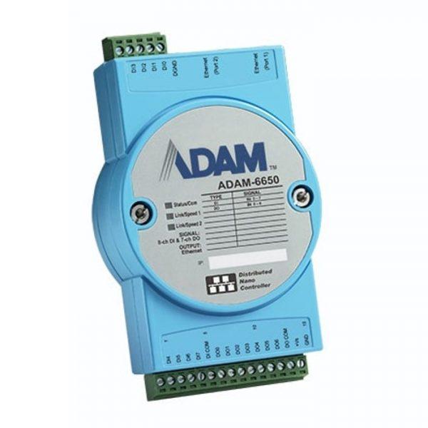 ADAM-6050-D (CIRCUIT MODULE, 18-Ch Isolated DI/O Module)