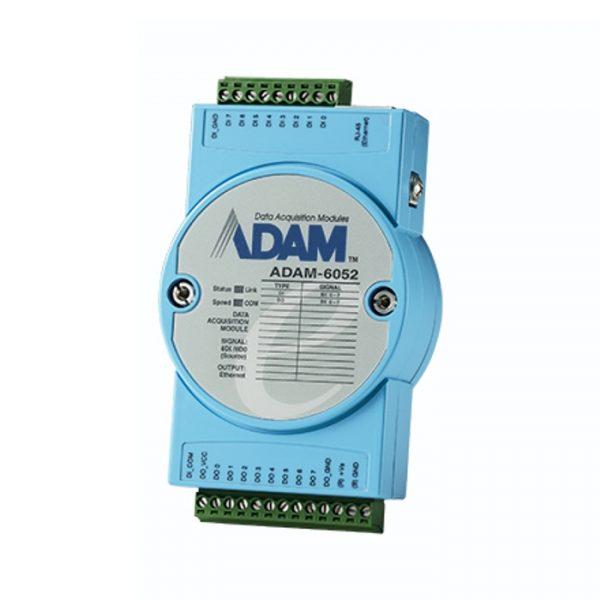 ADAM-6052-D (CIRCUIT MODULE, 16-Ch Source Type DI/O Module)