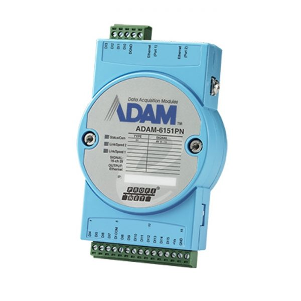ADAM-6156PN-AE (16-ch Isolated Digital Output PROFINET Module)