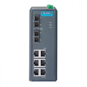 Advantech Unmanaged Industrial Ethernet Switch