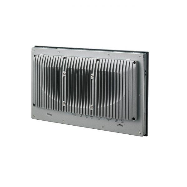 PPC-3151SW-5S50 (15.6 inch Fanless Panel PC, i5-6300U, 4 GB RAM, 128 GB SSD, Dual LAN, RS232/485, Windows 10 IoT Enterprise)