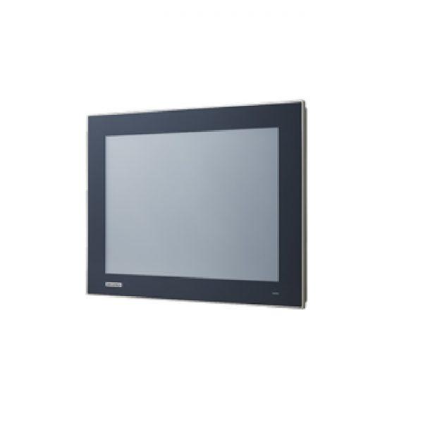 TPC-1551T-3S52 (15 inch ThinPanelPC, -20° to 60° C, IP66, Atom E3845, 4 GB RAM, 128 GB SSD, Dual LAN, RS232/485, Windows 10 IoT Enterprise)