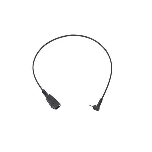 Cablu adaptor RCH50 / RCH51 la mufa jack 2,5 mm, 3 pini