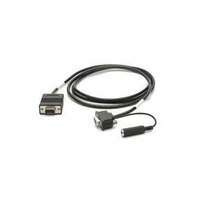 Cablu serial, conector 9 pini cu mufa de declanșare, 1.83m
