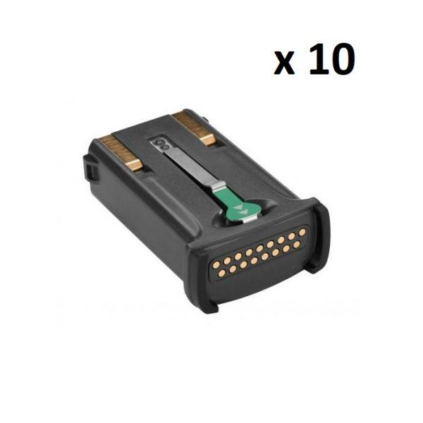 Baterie MC90XX-G/K, MC9190-G, MC9200, PowerPrecision, litiu-ion, 2600 mAh, 10 buc