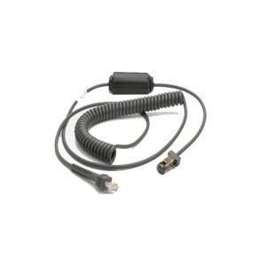 Cablu RS-485 (Port 9B) pentru IBM 468x/469x, spiralat, 2.8m