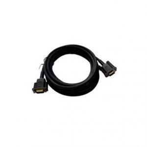 Cablu serial RS-232, DB9 mama-tata, drept, 4.6m