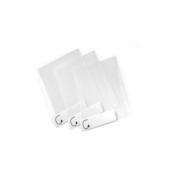 Protectie plastic ecran Zebra MC90XX, MC9190-G, MC9200, 3 buc