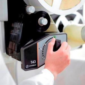 Imprimanta etichete Evolabel T43, TT, 300 dpi, 4 inch, Ethernet/LAN, USB, CANopen, RS-232