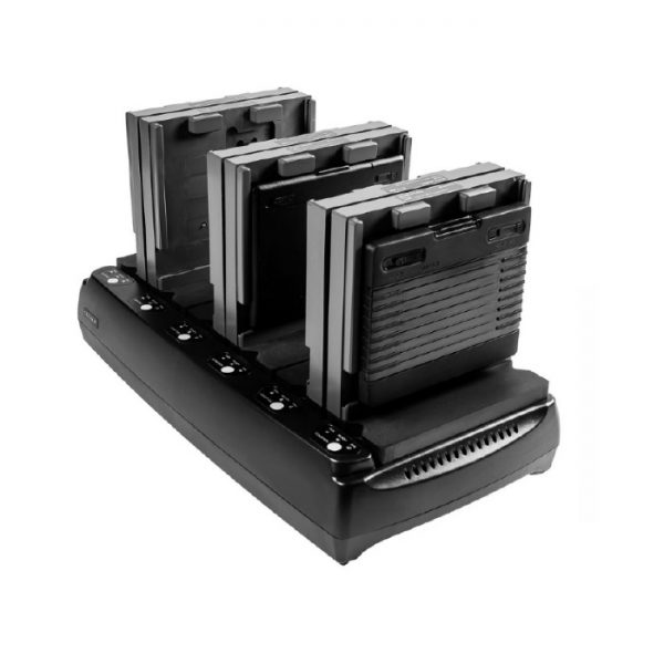 Incarcator 6 baterii tableta Zebra seria B10/D10