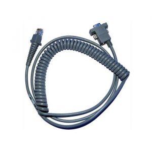 Cablu RS-232, 9P, mama, CAB-362, spiralat, 1.82m