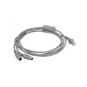 Cablu IBM PS/2, KBW, spiralat, CAB-391, 3.35m