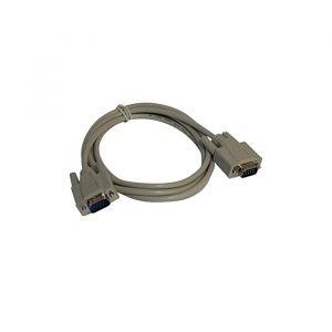 Cablu RS-232, spiralat, DCE, RJ4, 4m