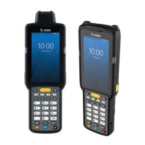 Terminal mobil Zebra MC3300x, Brick 45 grade, 2D, 29 taste, 2.2GHz, 4GB RAM/32GB FLASH, Wi-Fi, BT, NFC, 7000 mAh, senzori, Android 10