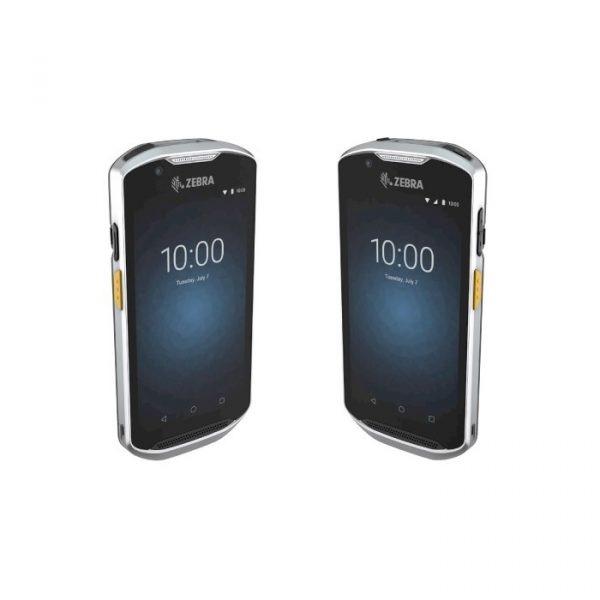Terminal mobil Zebra TC52x, Wi-Fi, BT, NFC, PTT, 2D, 2.4 GHz, 4GB RAM/32GB FLASH, 4100 mAh, Android 10