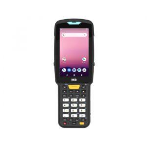 Kit M3Mobile US20X cu modul scanare standard - Terminal mobil US20X, incarcator, sursa alimentare, protectie ecran, maner declansare