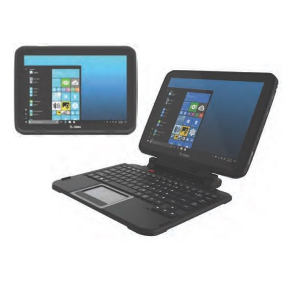 Tableta industriala Zebra ET85B, 12 inch, Wi-Fi, BT, 4G LTE, GPS, i5-1130G7, 16GB RAM, 256GB SSD, Windows 10 Pro